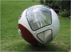 VW MICROBUS BALL