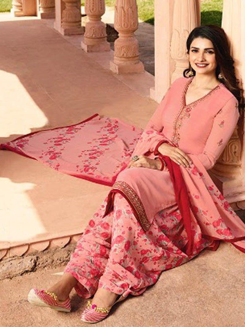 New-Indian-Bollywood-Fashion-Regular-Suit-Salwar-pakistani-Eid-Embroidery-Dress