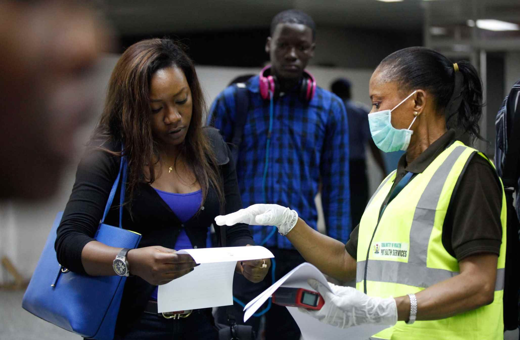 West Africa Ebola - Provided by Time Article