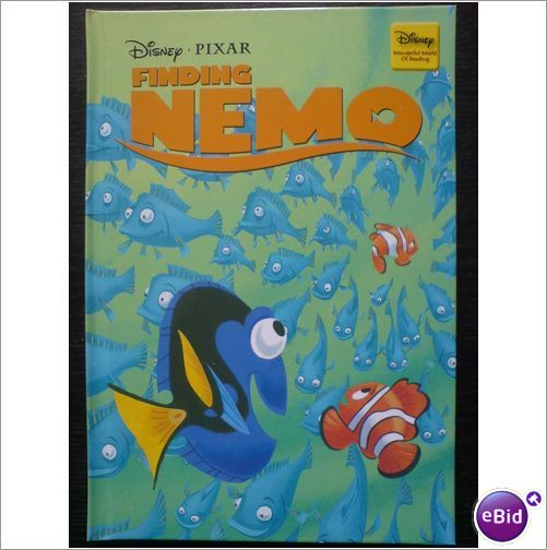 Finding Nemo - Disney HB Book - World Of Reading
