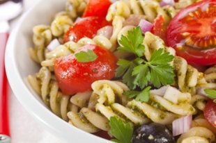 One Box of Pasta, so Many Salads | Shine Food - Yahoo! Shine
