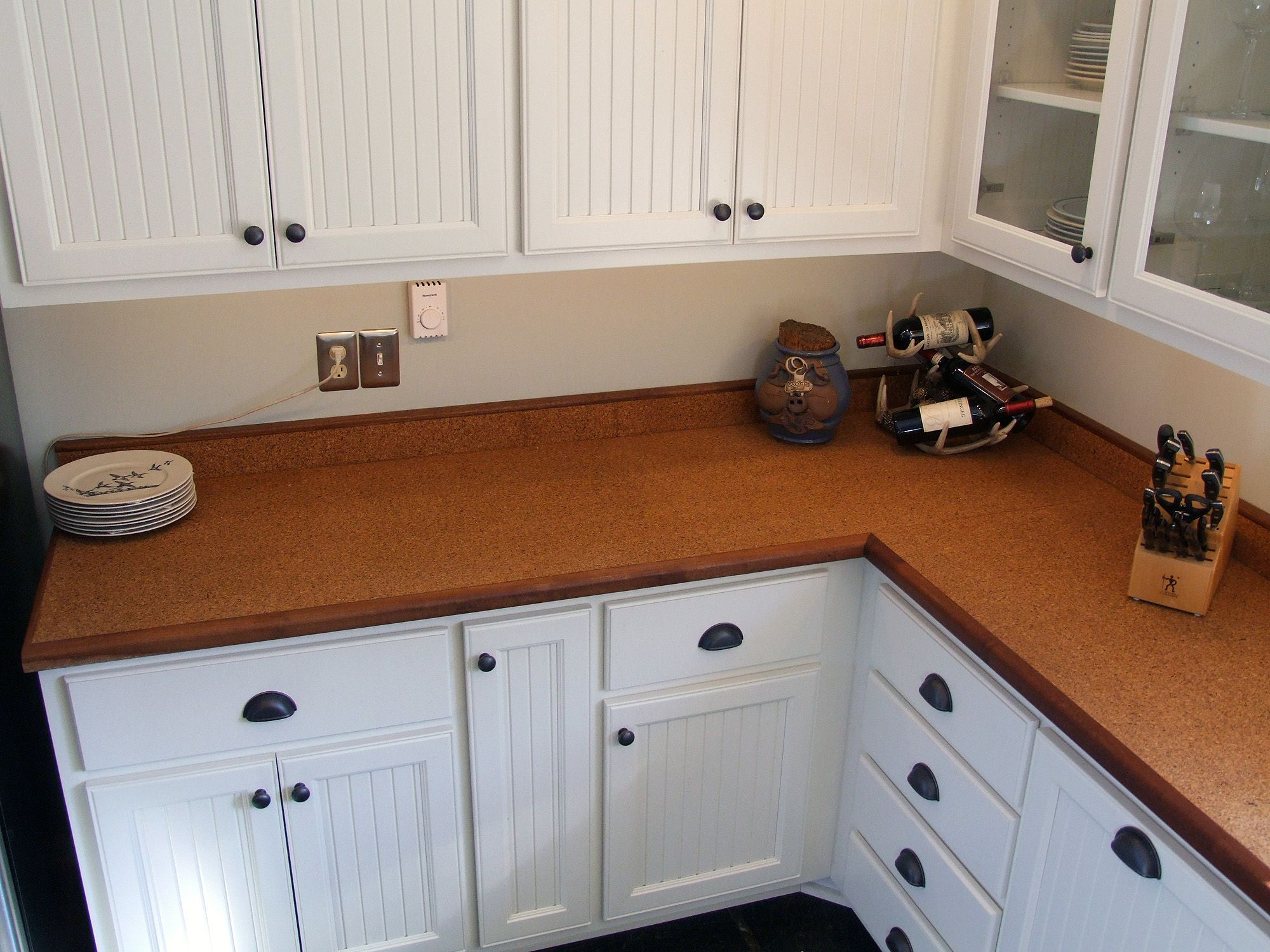Suberra Residential Kitchen Countertop