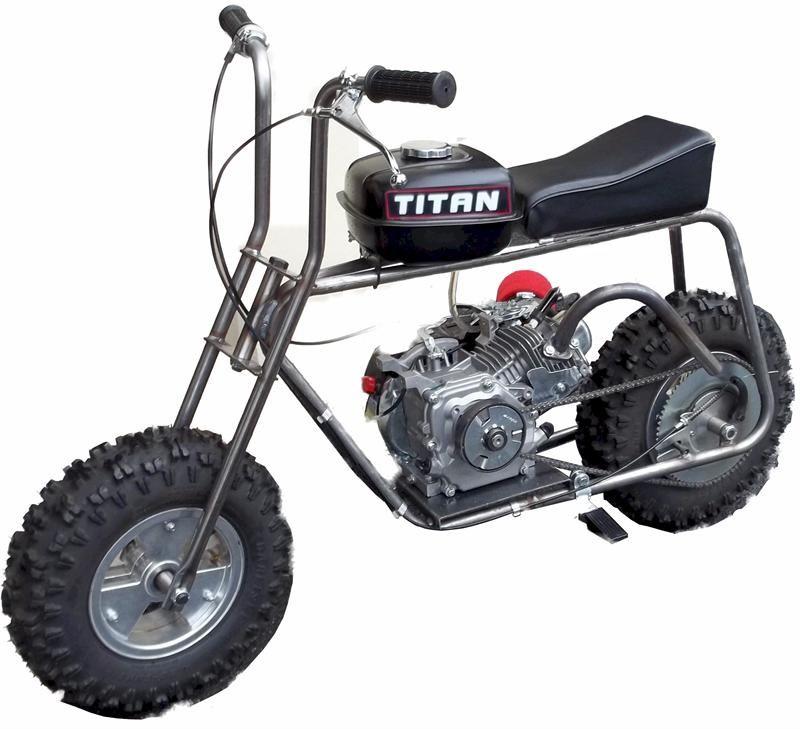 Titan 550 Old School Minibike | pins for stu | Pinterest | Minibike ...