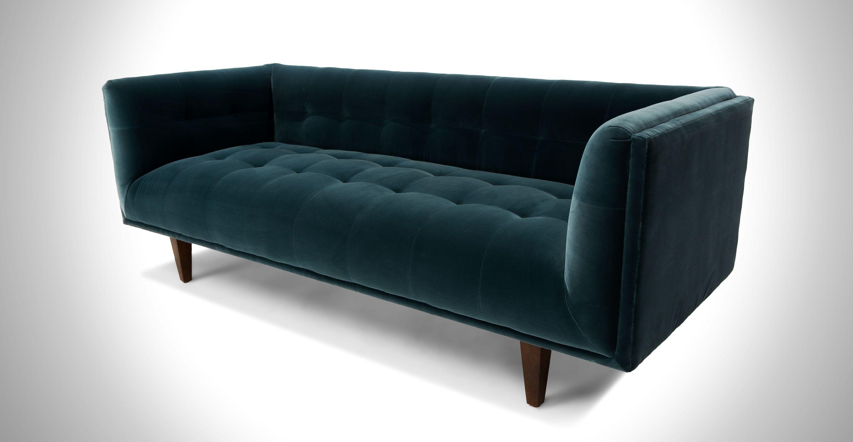 Blue Tufted Sofa Canada Sofa Menzilperde Net