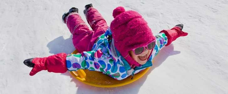Grab The Snow Gear It 39 S Time To Go Sledding Dust Off The Sled And Snow Gear And Head Off To Your Fave Lo With Images Kids Playing In Snow Winter