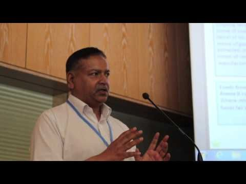 Saleemul Huq discusses 'climate criminals' at the Bonn climate talks