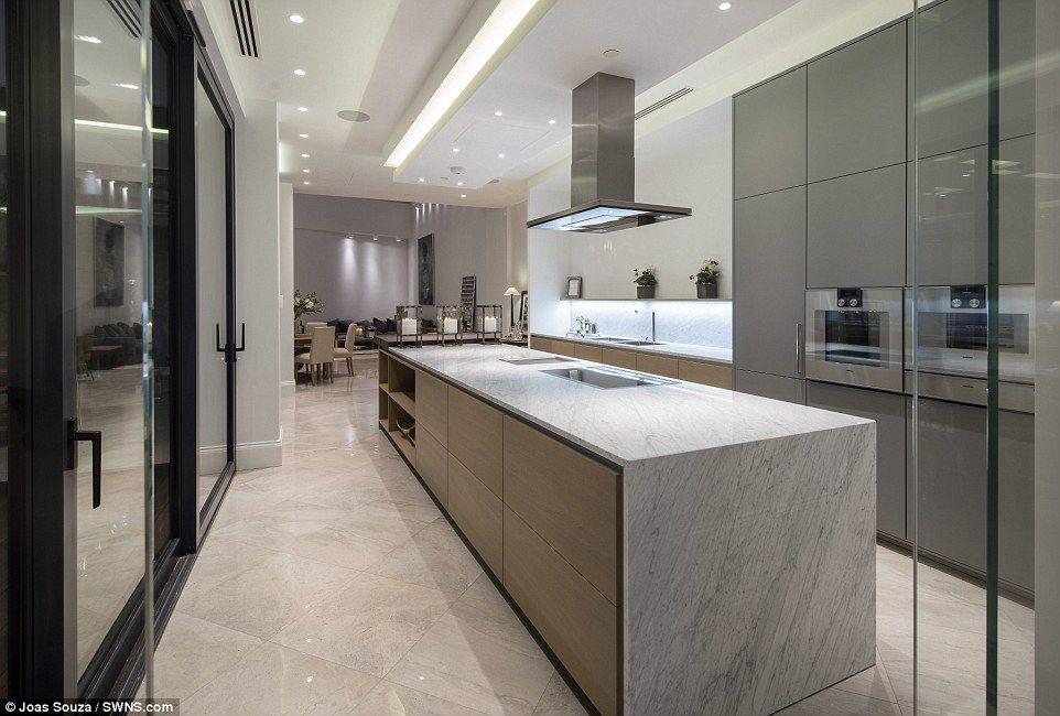 Marvelous The 8ft High £4.5m U0027icebergu0027 Home In One Of Londonu0027s Poshest Postcodes