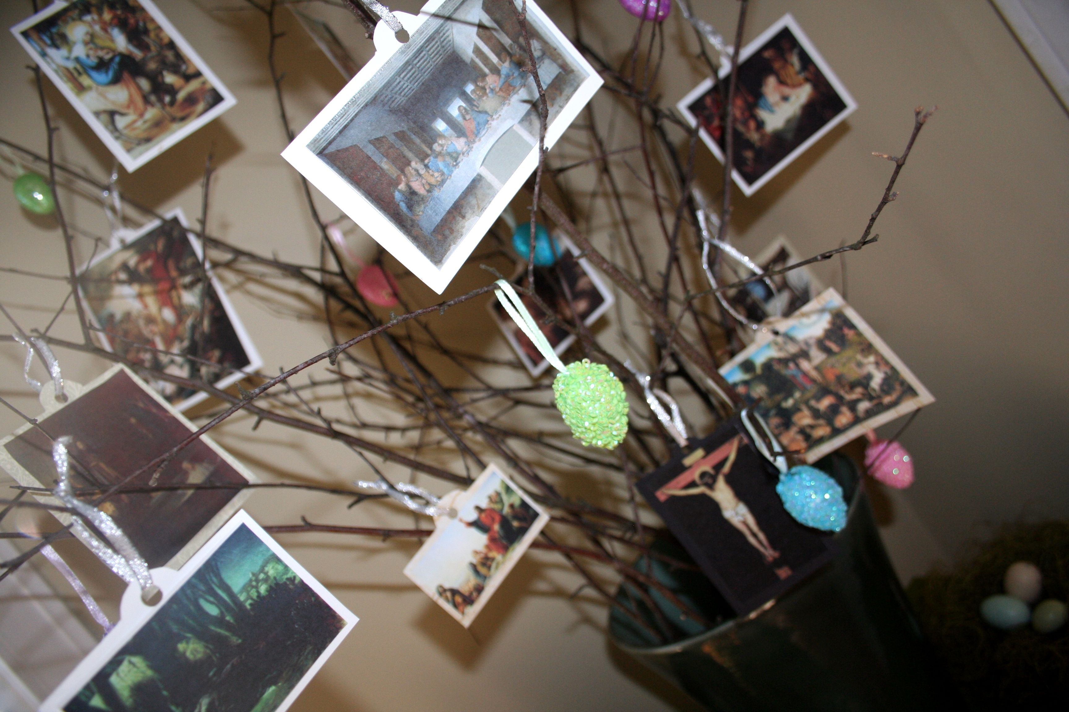 Lent Tree | Simply Remind Me | Pinterest