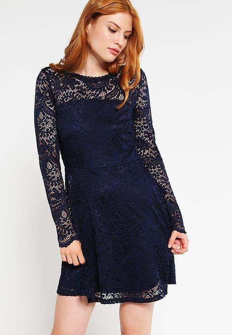 339b1d56c0 Vero Moda VMCELEB - Sukienka letnia - black iris - Zalando.pl