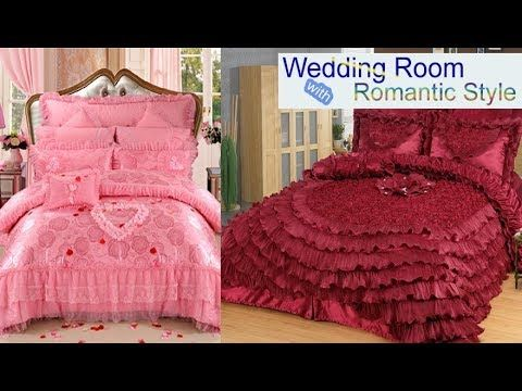 35 Romantic Bed Sheet Design for Newly Married Couples Bed ...