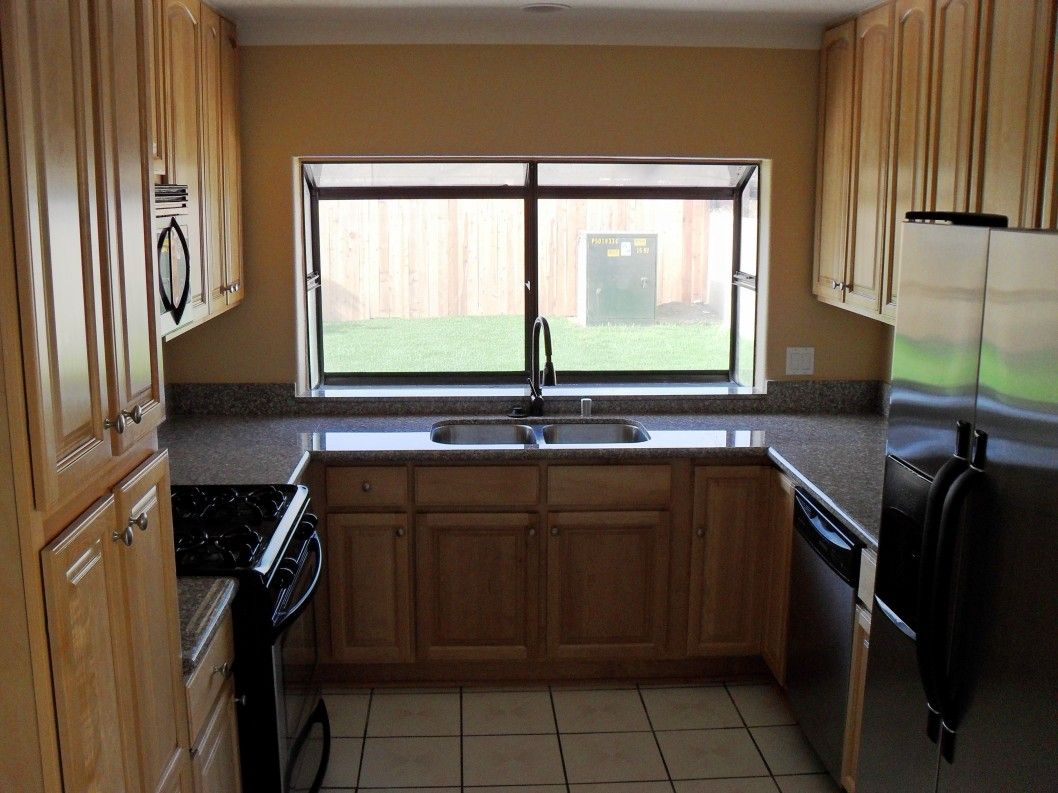 if you only have a narrow room to set up your u shaped kitchen design for small space in the on kitchen ideas u shaped layout id=73196
