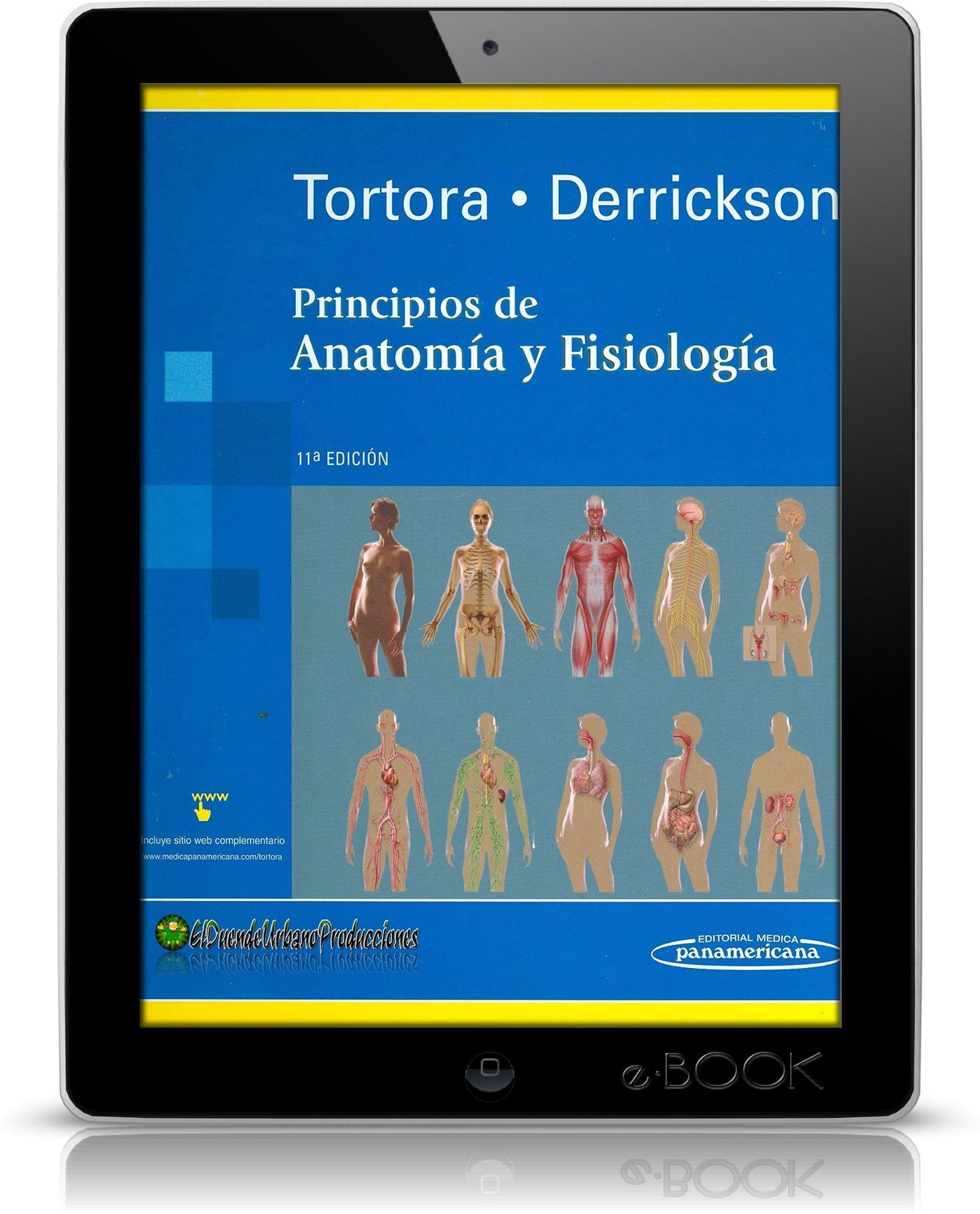 ANATOMIA Y FISIOLOGIA | TORTORA | DERRICKSON | LIBRO DIGITAL ...