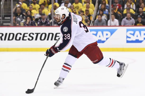 Jordan Schroeder Has Been Activated Off Ir And Boone Jenner Is Returning Soon What Will This Mean To The Rest O Boone Jenner Columbus Blue Jackets Blue Jacket