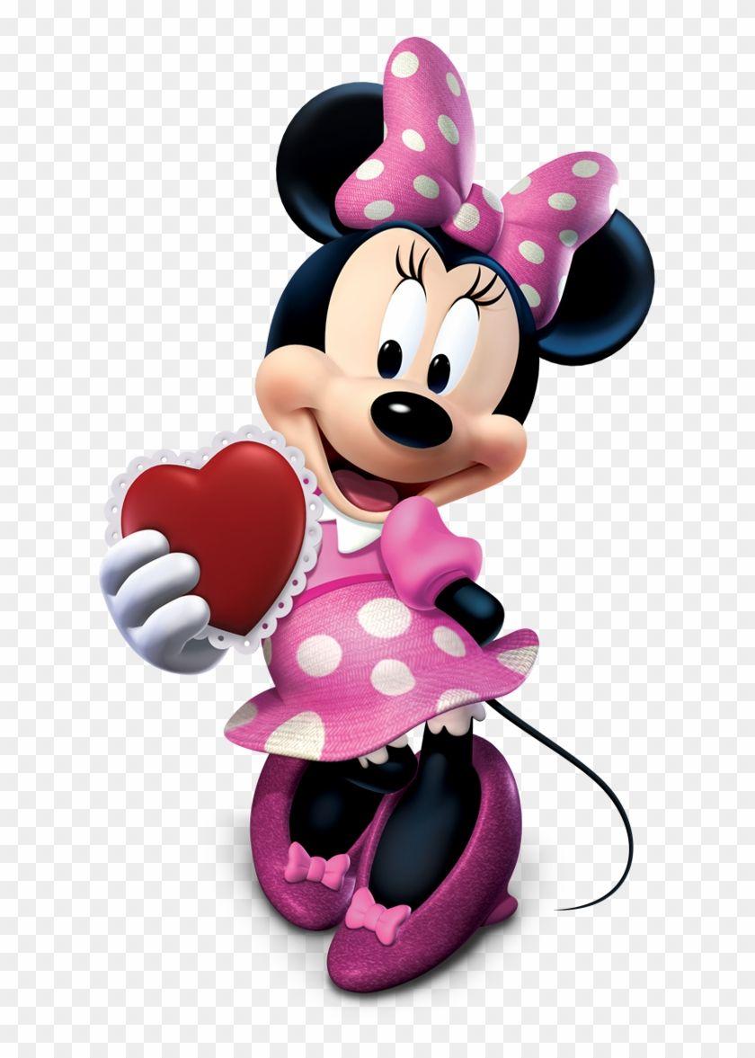 Clipart Minnie Rosa Minnie Clip Art Minnie Mouse