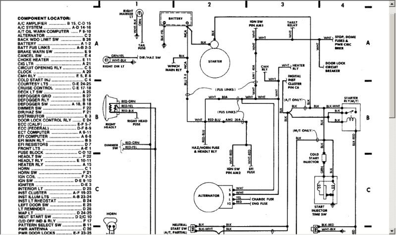88 3VZE 5-speed wiring diagram help. - Page 2 - YotaTech Forums ...