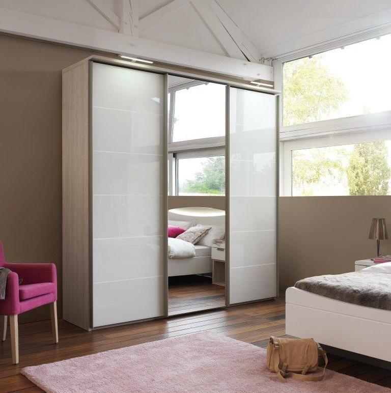 armoire portes coulissantes loft placard portes