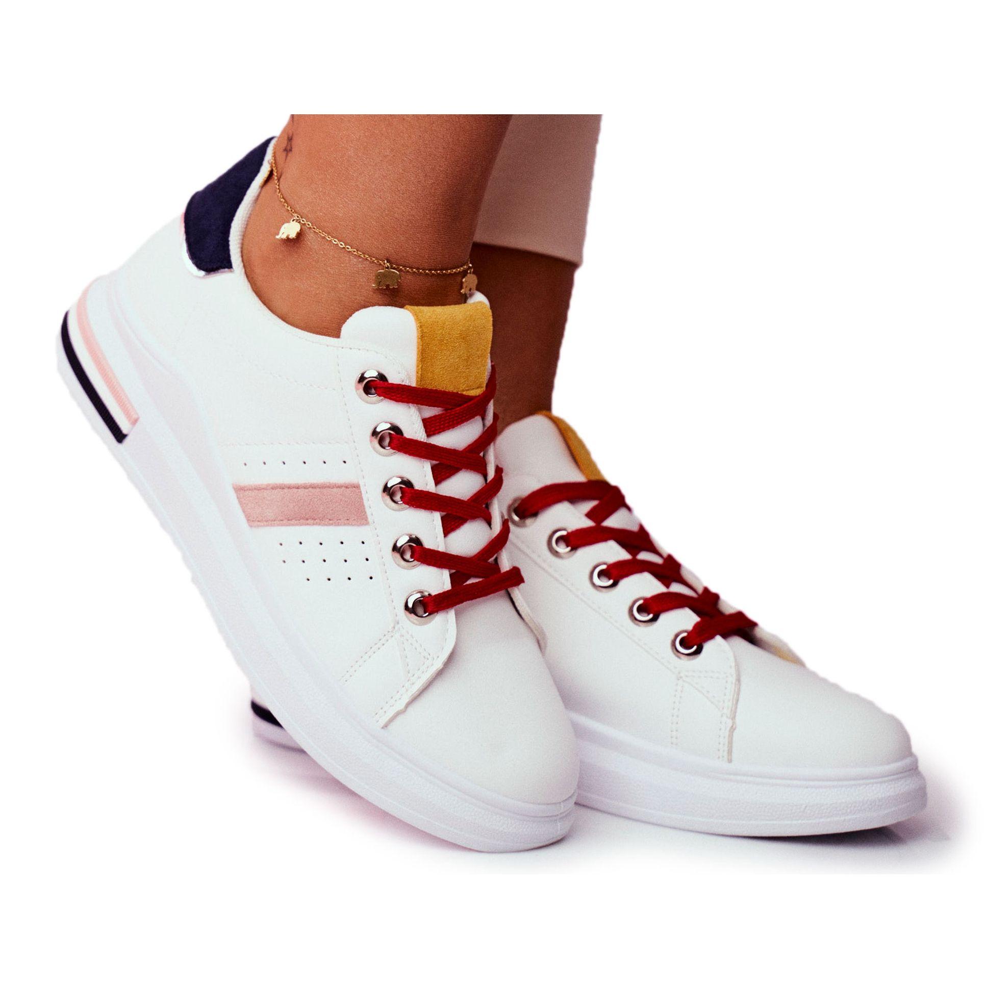 Ps1 Sportowe Damskie Buty Bialo Granatowe Mirra Biale Wielokolorowe High Top Sneakers Wedding Sneaker Shoes