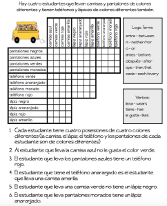 Logic Puzzle Robot (1161×1597) | School-Age Activities | Pinterest ...