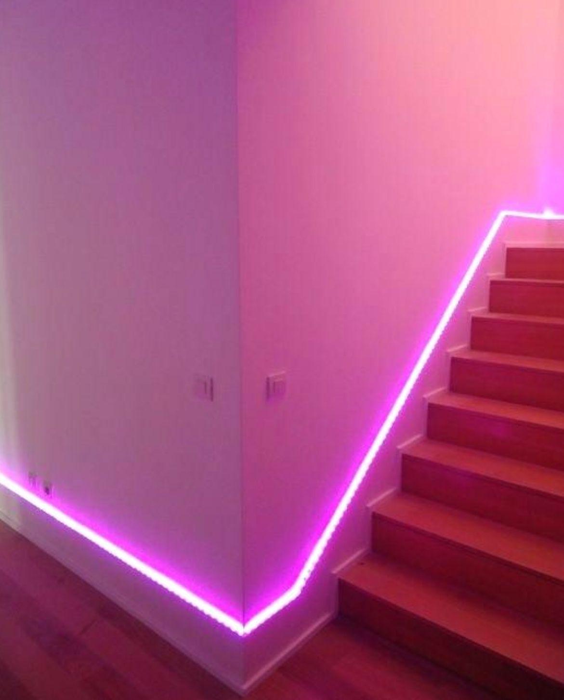 Bound To You 1 Installing Led Strip Lights Led Strip Lighting Bohemian Wall Decor