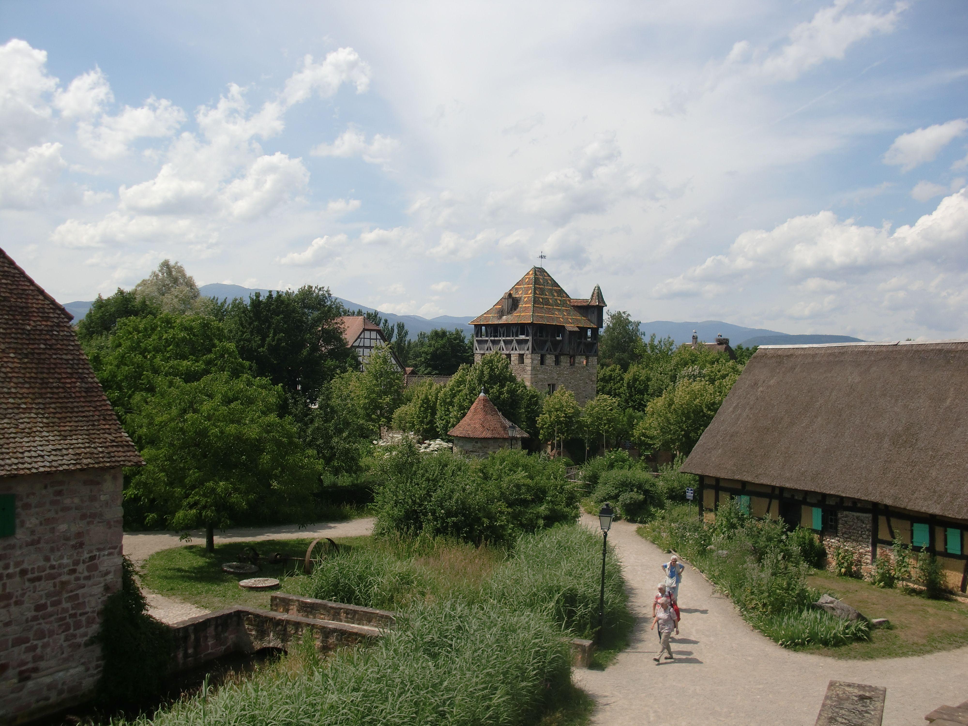 L Ecomusee D Alsace Vous