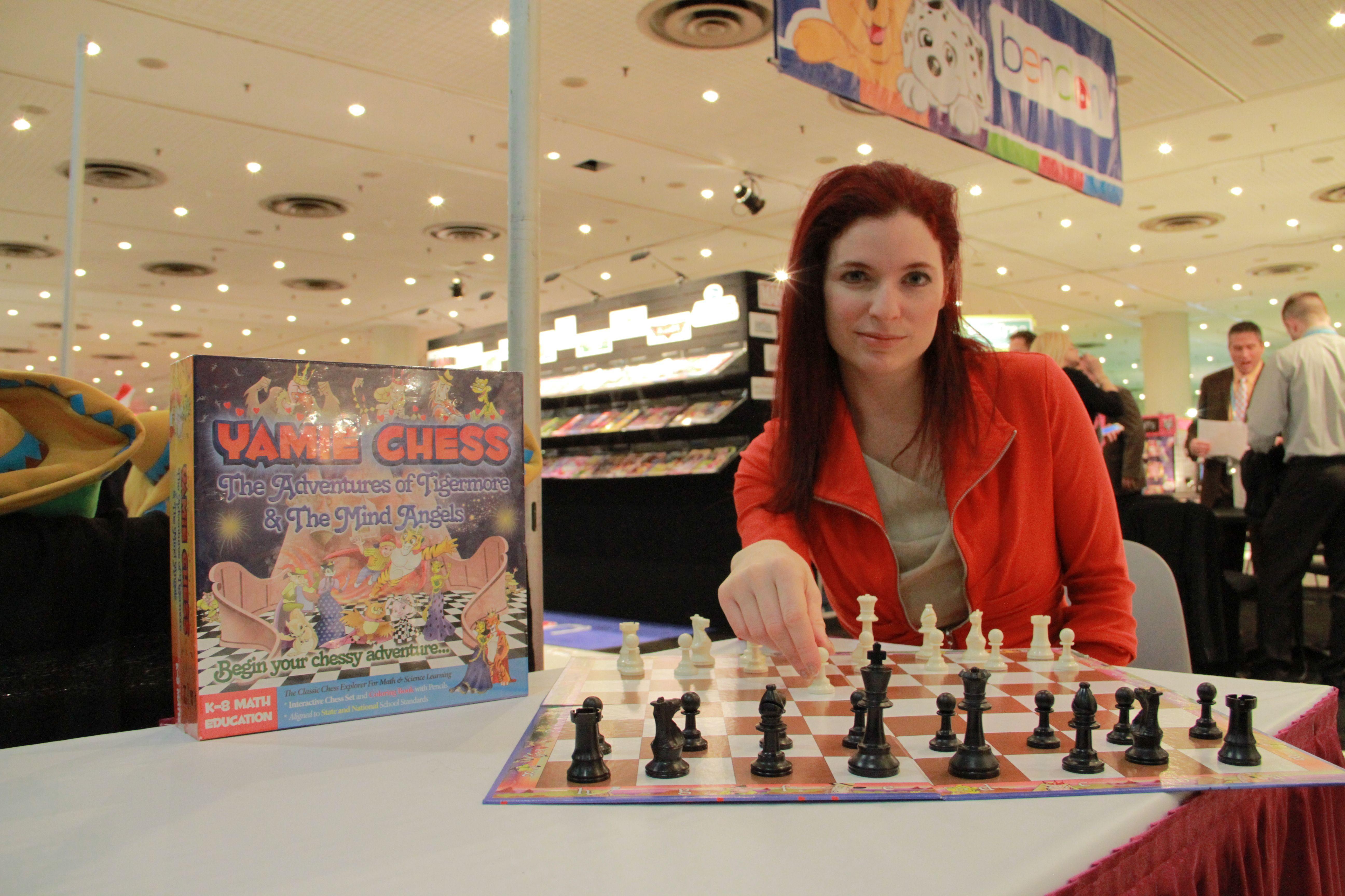 Made in america yamie chess