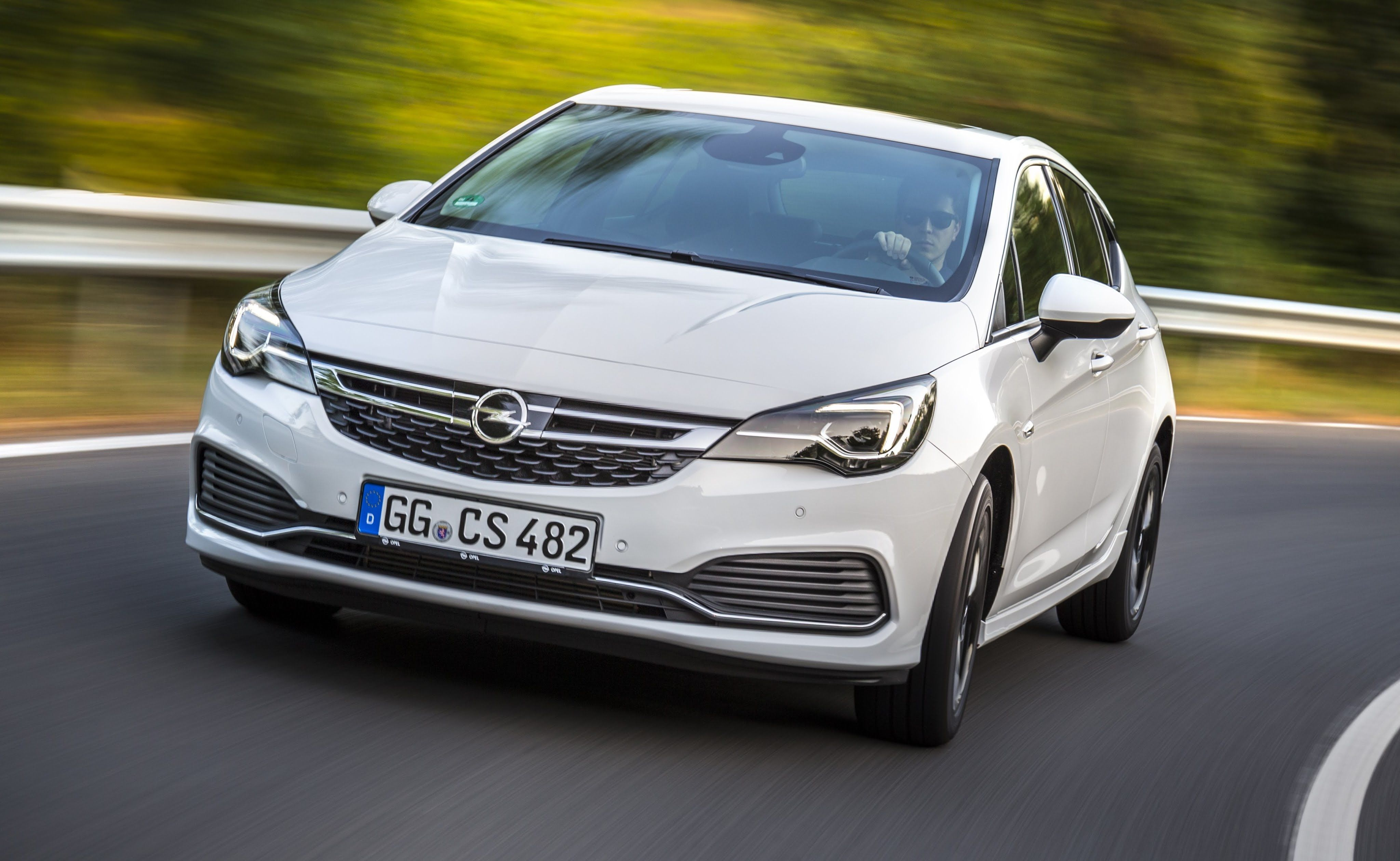 2016 Opel Astra Opc Line Sport Pack Opel Vauxhall New Cars