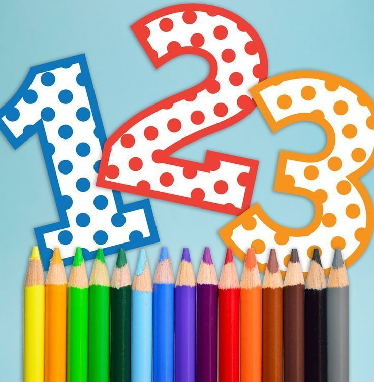 Polka dot Birthday Numbers svg, first, second or third