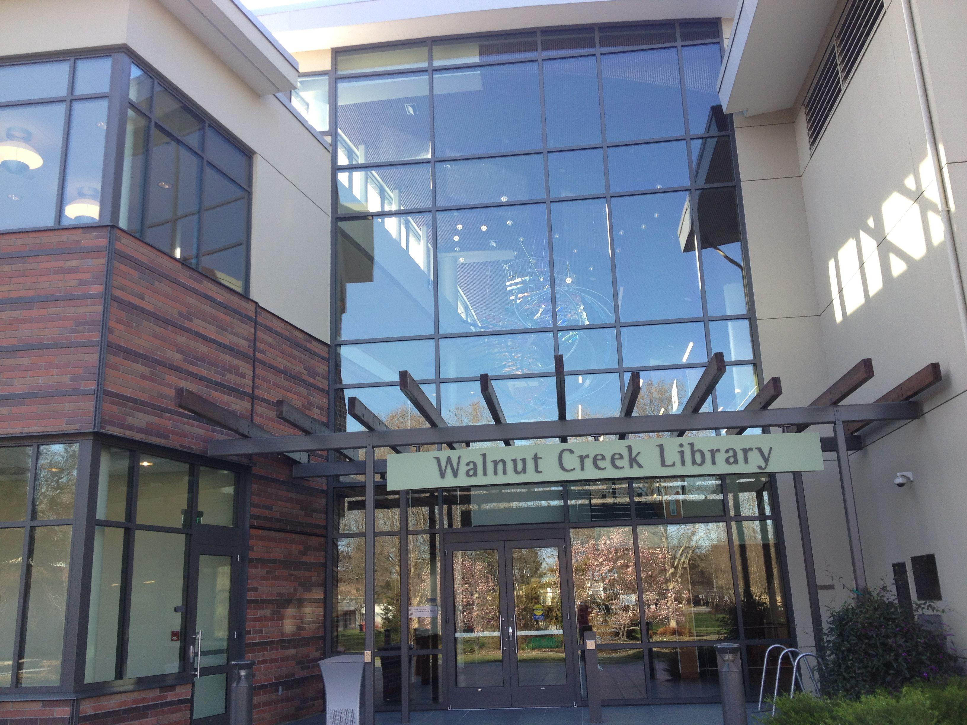 public library walnut creek ca