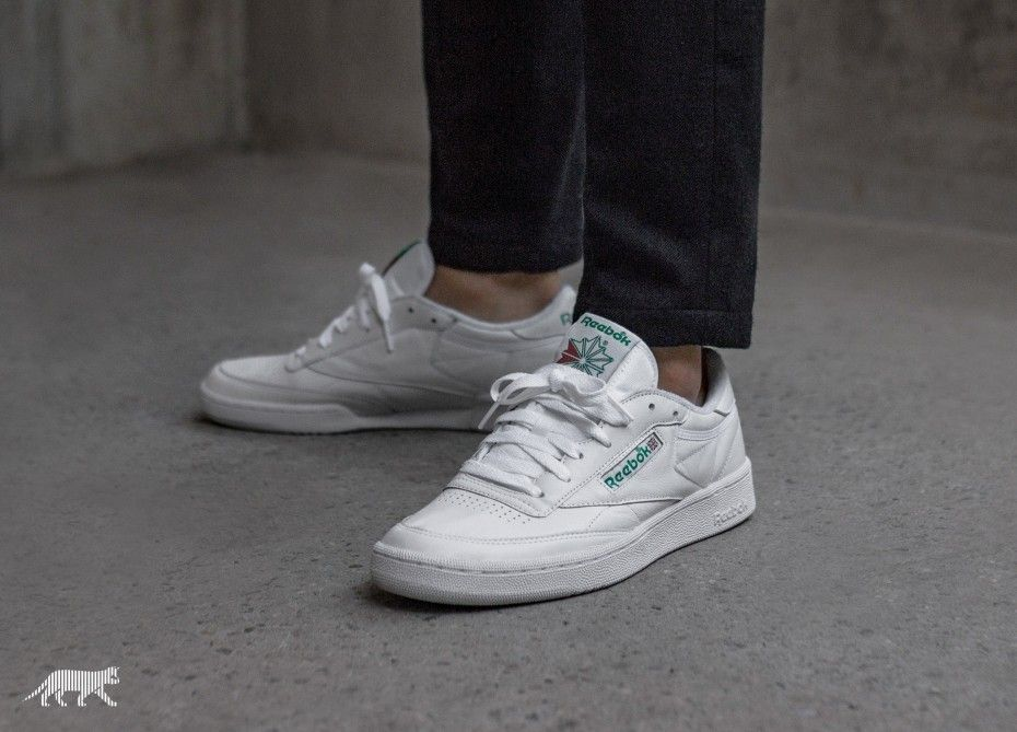 45708abe90e402 Reebok CLub C 85  Archive Pack