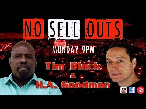 Trump, AntiFa, Solar Eclipse, Bernie and More!  #NoSellOuts with HA Goodman - YouTube