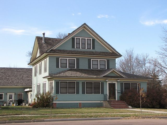 Henry-Martinson House in Brookings County, South Dakota.