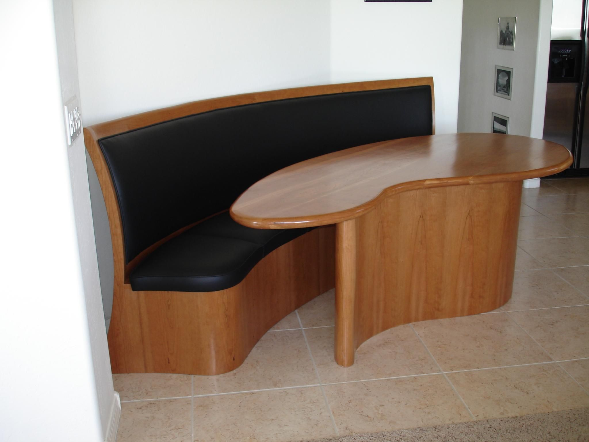 breakfast desk nooks for kitchen corner Google Search