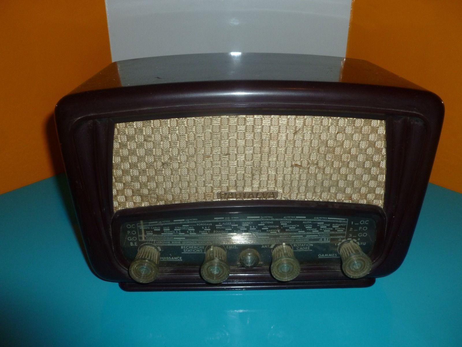 Httppicclickfrancien Poste Radio Tsf Radiosturntabletuberecord Player