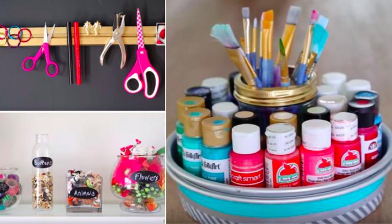 4 Idees Diy Faciles Pour Organiser La Maison Avec Beaucoup De Style Diy Idee Diy Organisation Maison