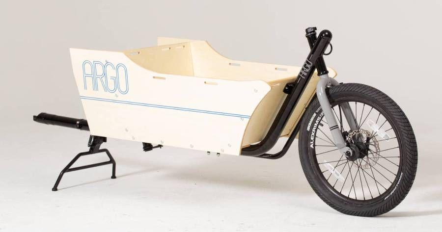 Argo Cargo Bike Kit Fahrrad