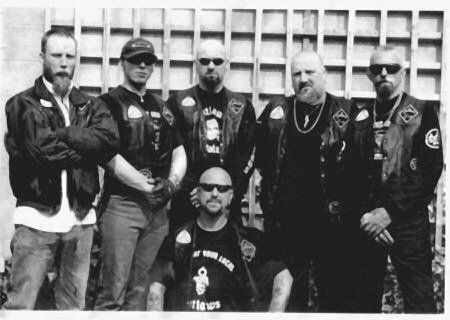 Outlaws MC England, (some members of the South London