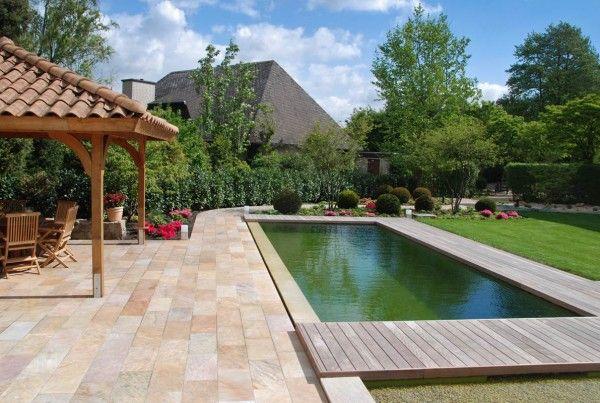 Bielefeld Swimming Pool pool mit sitzplatz naturpoools und schwimmteiche