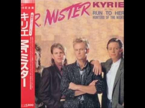 Mr  Mister - Kyrie  Kyrie Eleison means
