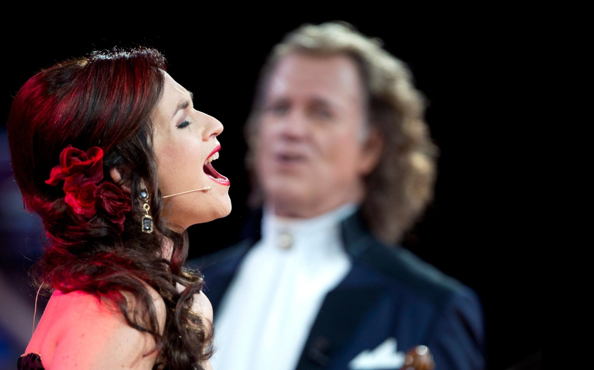 Andre Rieu Amp Laura Engel Performing Besame Mucho Live In