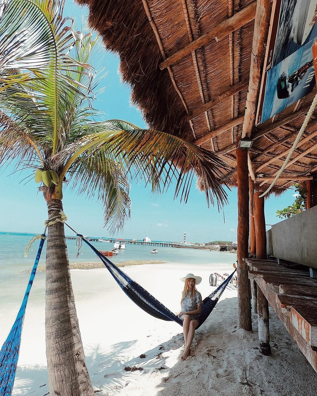 Hammocks Are Even Better At The Beach