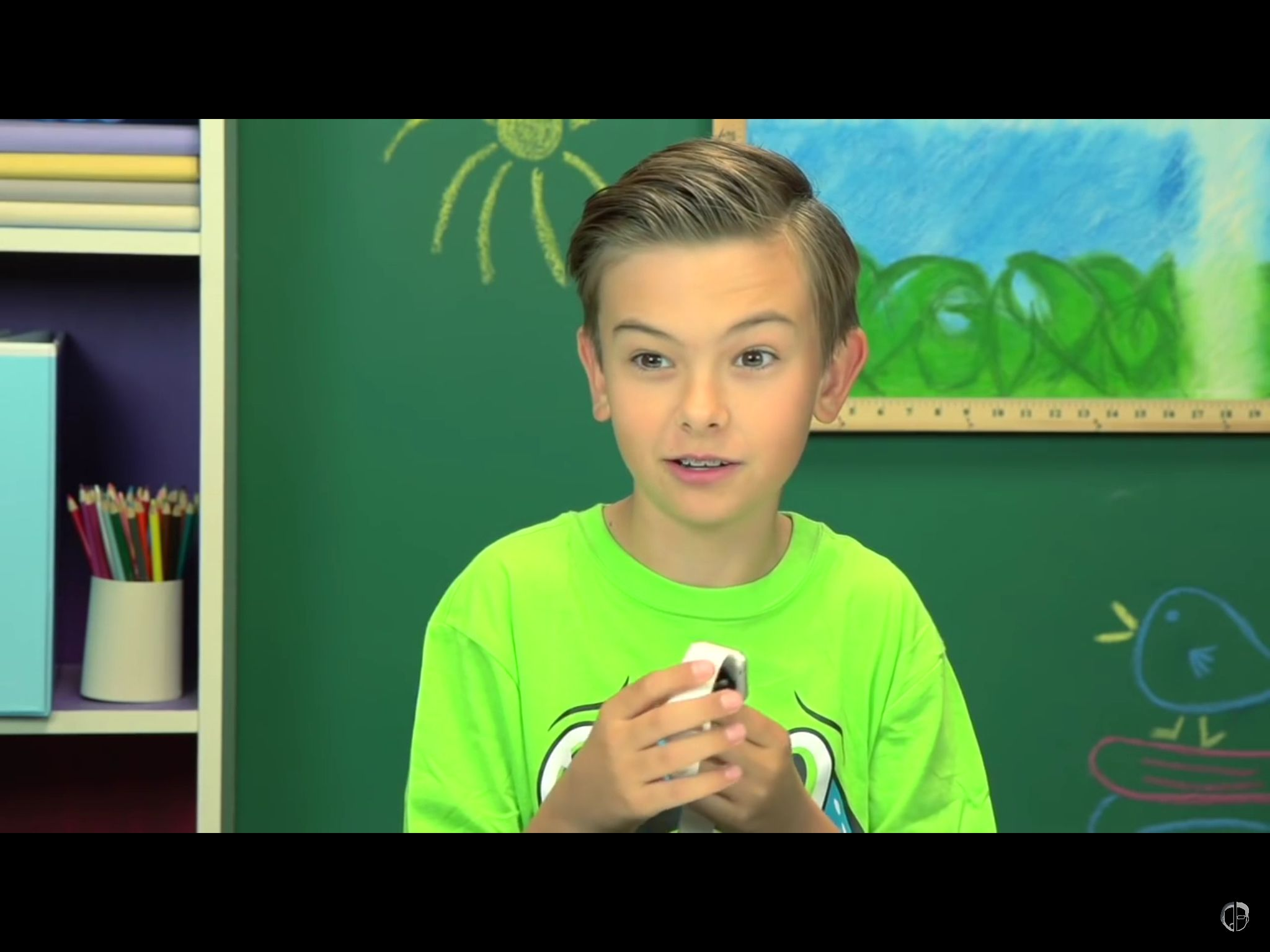 Jaxon From Kids React Boy Hairstyles Women Guys