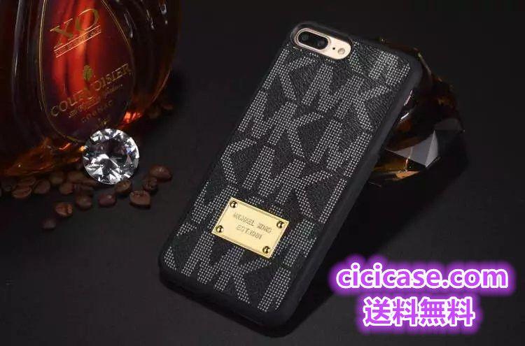 7308b235165b マイケルコースMichael Kors iphone7/6s plus レザー ケース ブランド ギャラクシーs6/s7 エッジ カバー 革製_MK マイケルコース スマホケース_ブランド_ ...