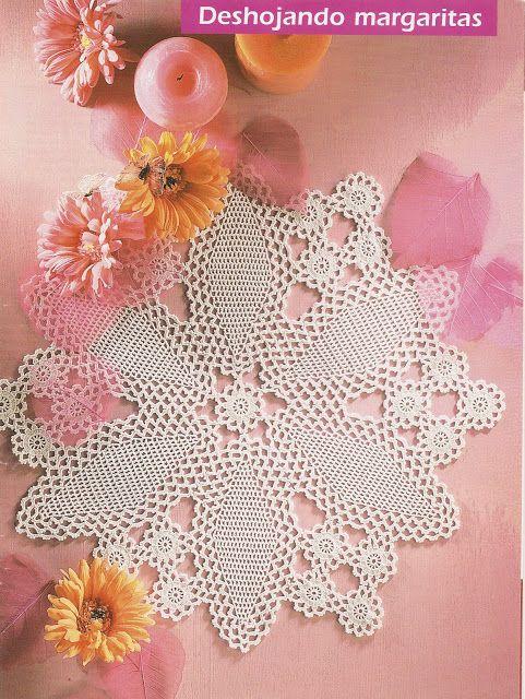 World crochet: Napkin 113