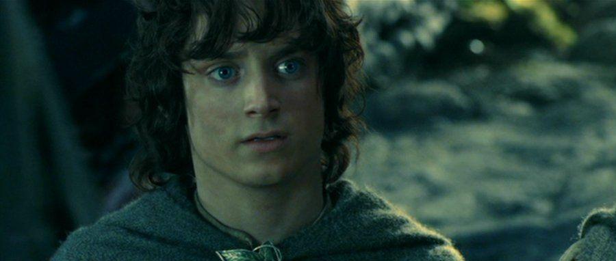 Frodo speaks to Faramir