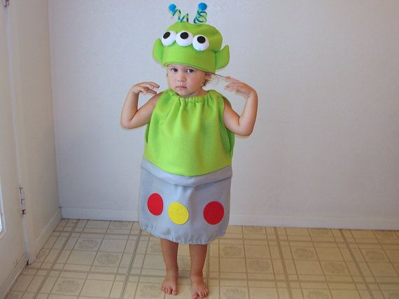 Items similar to Baby Costume Alien Spaceship Infant Toddler Halloween Costume Photo Prop on Etsy