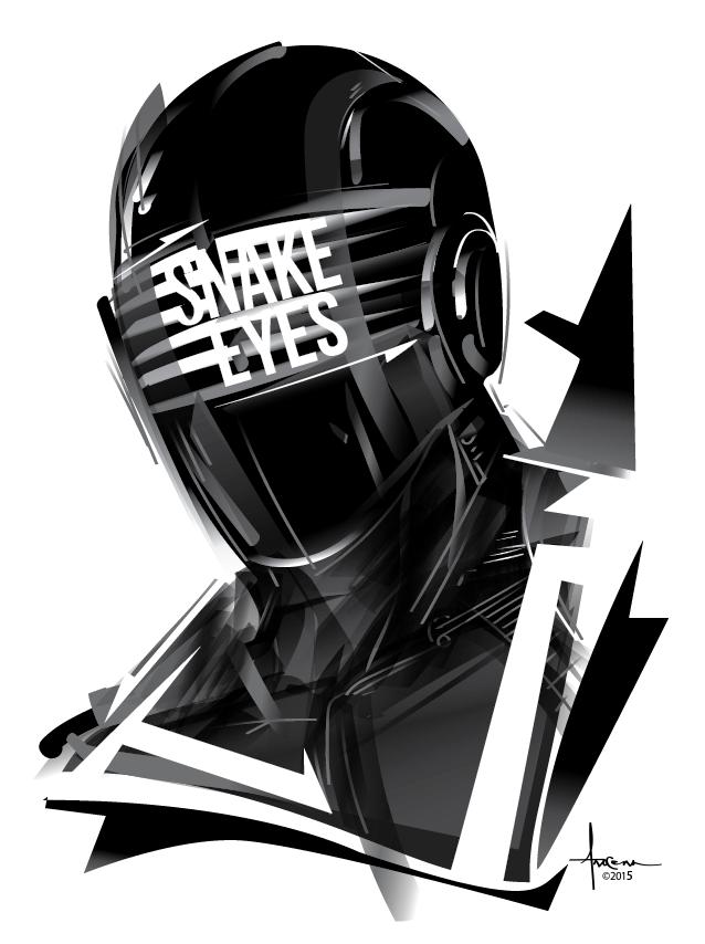 Orlando Arocena Orlandoarocena Twitter Graphic Novel Art Geek Art Cobra Commander