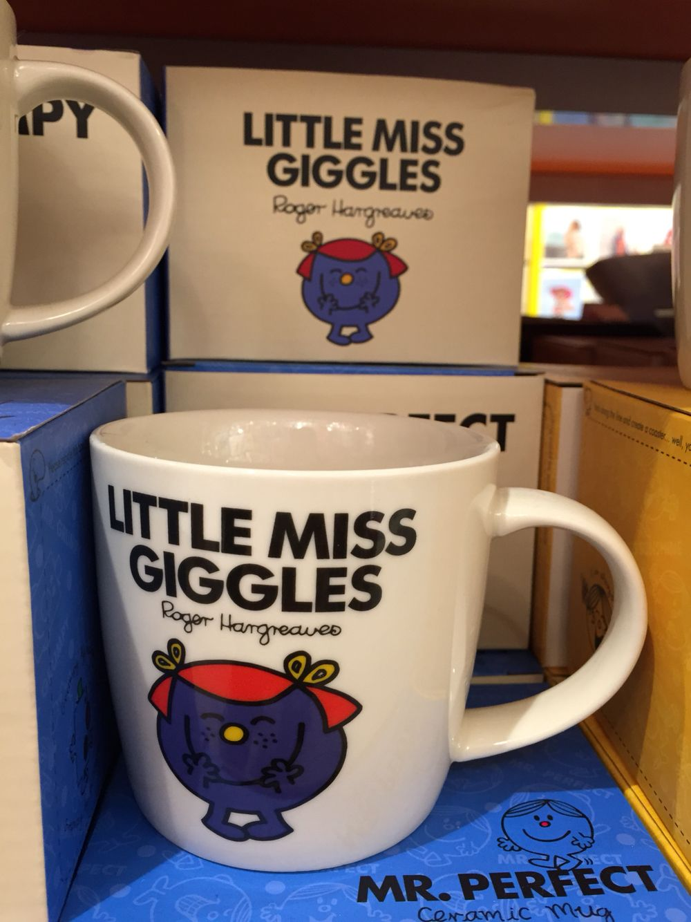 Little Miss Muffett Pretty Cute Doll Clothes Pattern 18: Mugs, Cups & Teapots