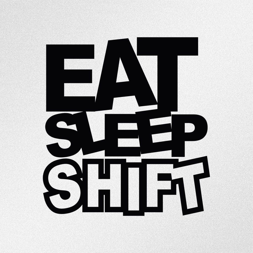 Car pass sticker design - Eat Sleep Shift Jdm Car Body Window Bumper Vinyl Decal Sticker Oracal