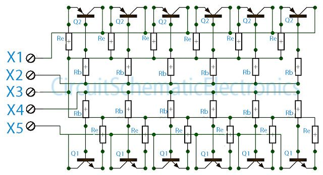 The circuit of booster amplifiers or amplifier end of a power the circuit of booster amplifiers or amplifier end of a power amplifier circuit circuit over asfbconference2016 Gallery