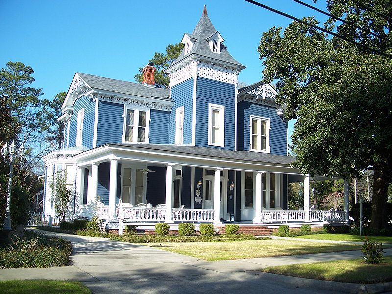 Tockwotton Love Place And Historic District Thomasville GA